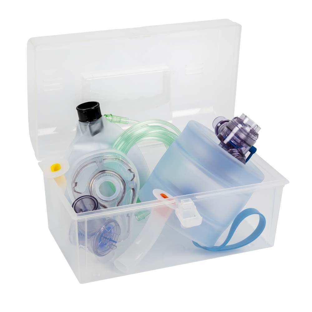 masque respiratoire d urgence insufflateur