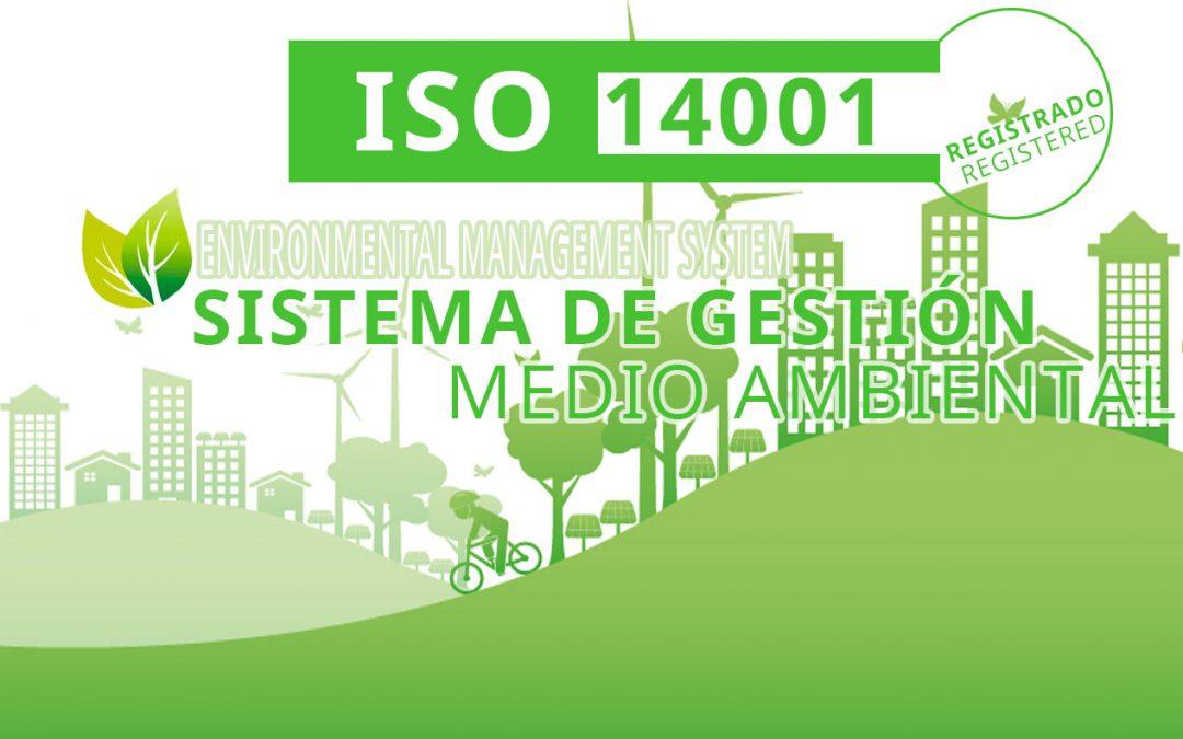 HERSILL obtiene la ISO-14001 – Sistema de Gestión Medioambiental