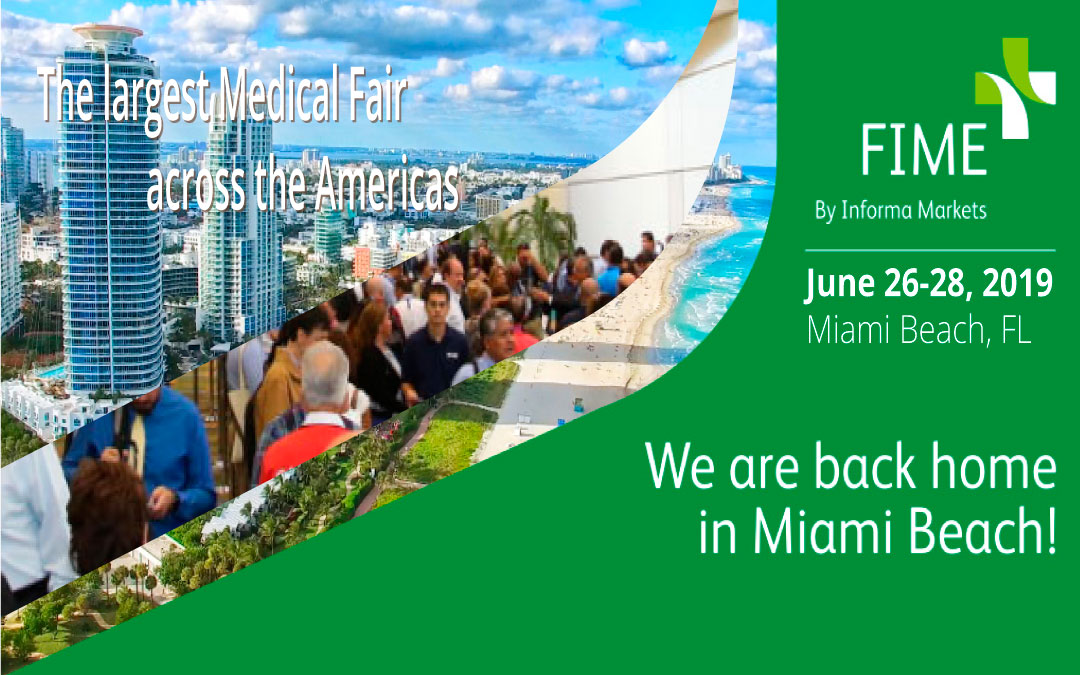 HERSILL at FIME – Miami Beach, FL – JUNE 26-28, 2019