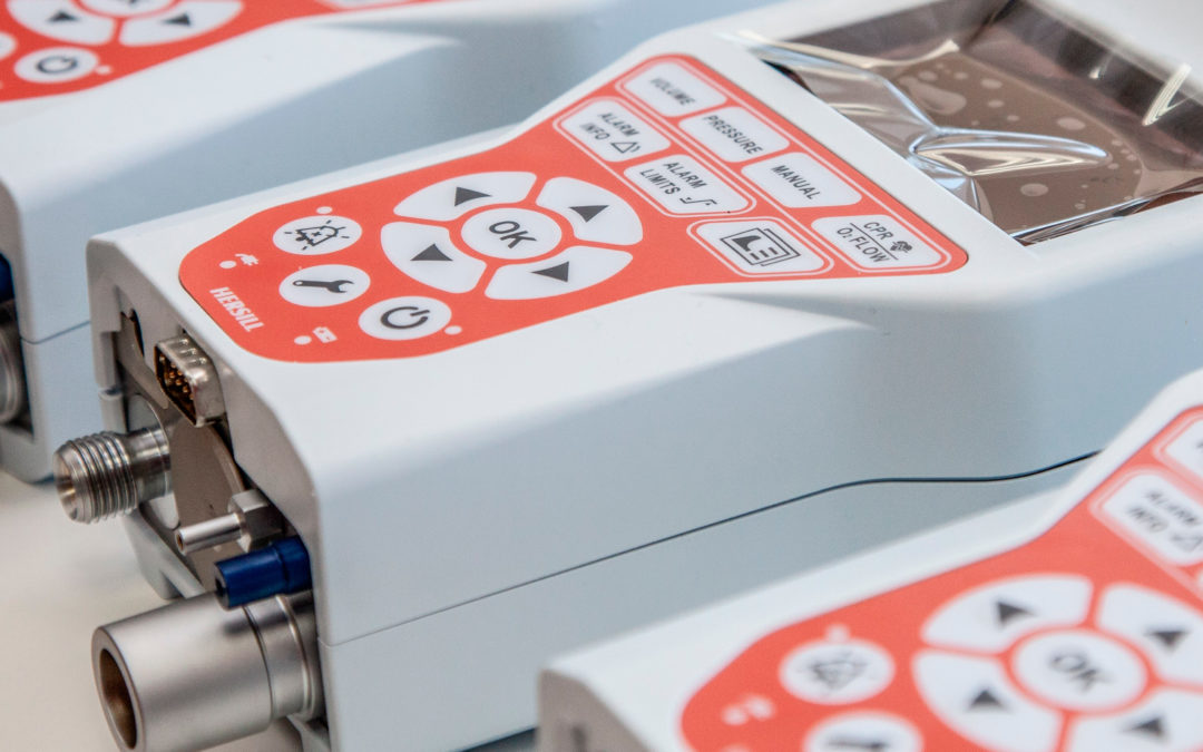 HERSILL and ESCRIBANO M&E – Record delivery of 2,000 Ventilators to Spanish Hospitals during COVID-19 crisis