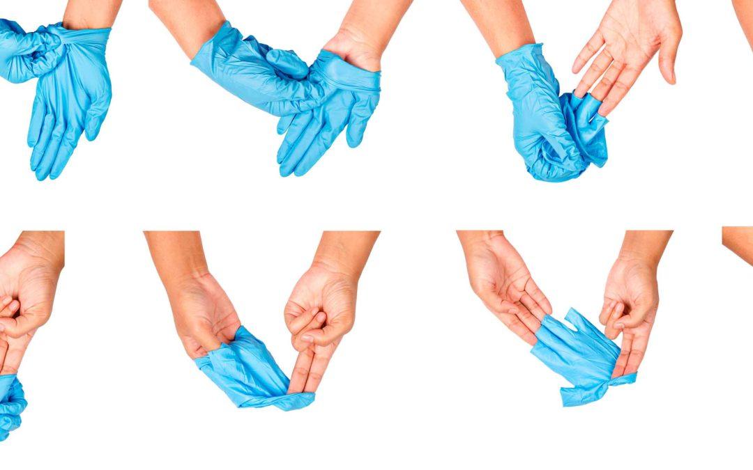 Fenin informa sobre los diferentes tipos de guantes de protección sanitaria para aportar seguridad a pacientes y profesionales en la lucha contra el COVID-19