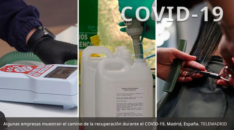 HERSILL, en primera línea de batalla entre las empresas madrileñas que le han torcido el brazo al coronavirus