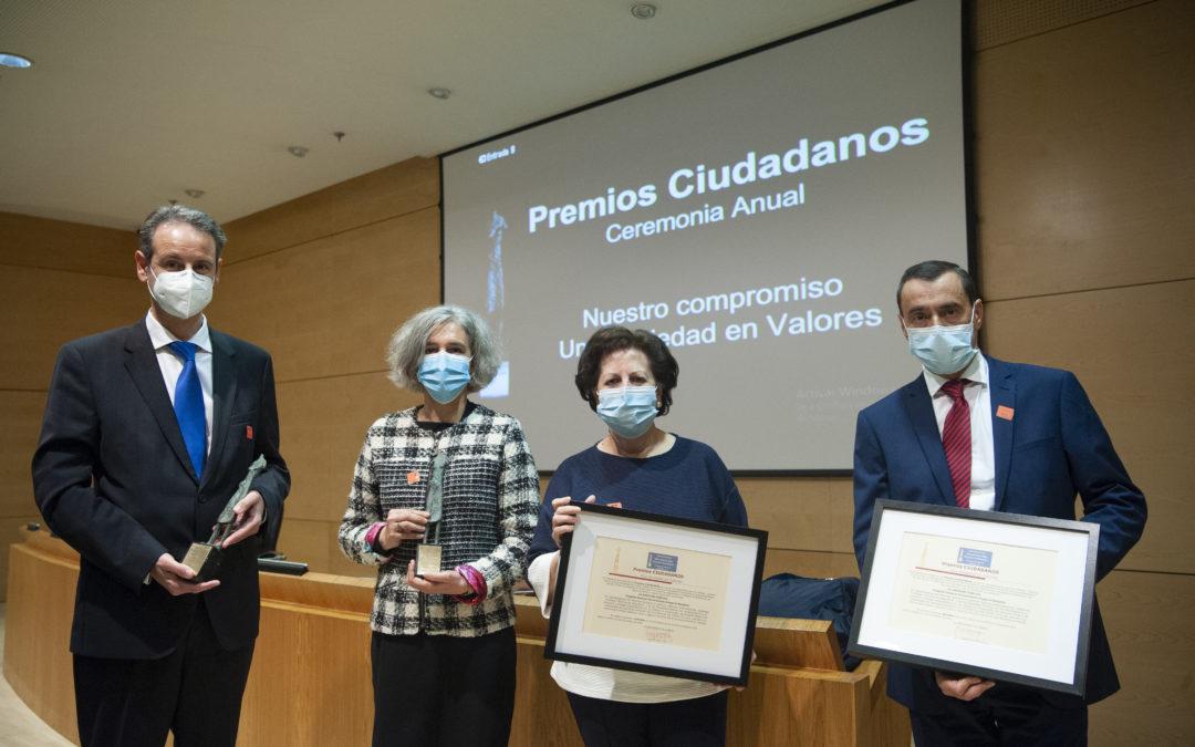 HERSILL recibe Premio Acontecimiento del Año 2020 COVID-19 en 26ª Edición Premios Ciudadanos