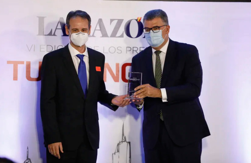 HERSILL galardonada con Premio Bankia Mejor Pyme durante VI Premios Tu Economía 2020 – La Razón