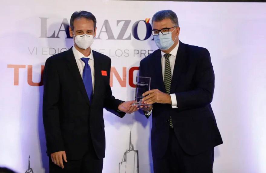 HERSILL reçoit le Prix Bankia de la meilleure PME lors de la remise des VI Prix 'Tu Economía' 2020 – La Razón