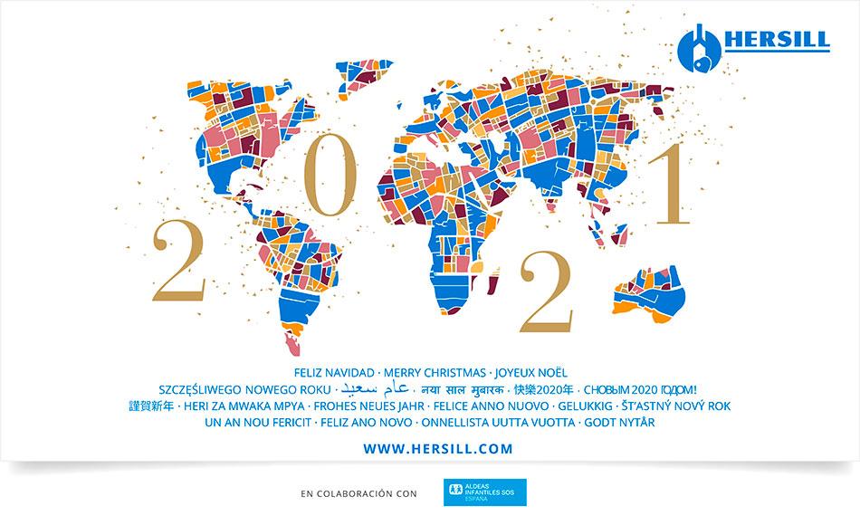 FELICES FIESTAS y nuestros MEJORES DESEOS PARA ESTE 2021