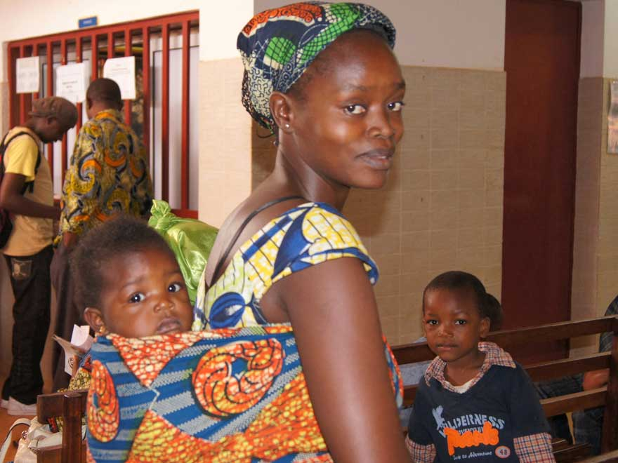 HERSILL CONTRIBUTES TO CHILDREN MATERNAL HEALTH IN CAMEROON WITH RECOVER FOUNDATION